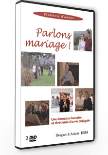 Parlons mariage